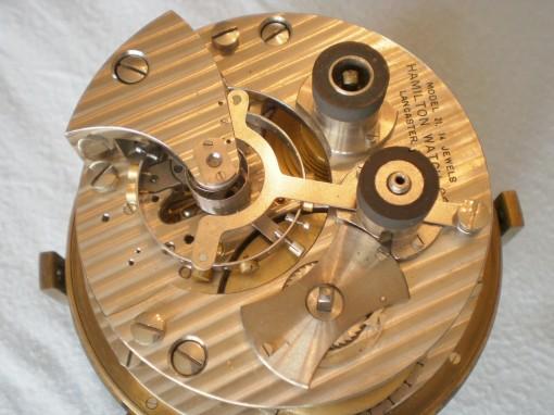 Figure 4: Hamilton Model 21.