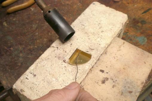 Figure 7: Soldering joints.