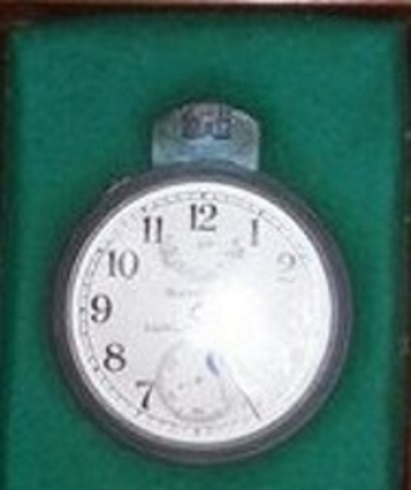 Figure 1: Watch prior to sale.