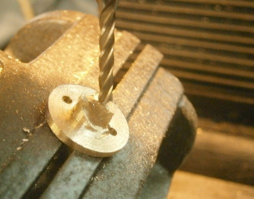5 Mill knob tooth